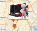 Где находятся компьютерные сервисы в Симферополе?