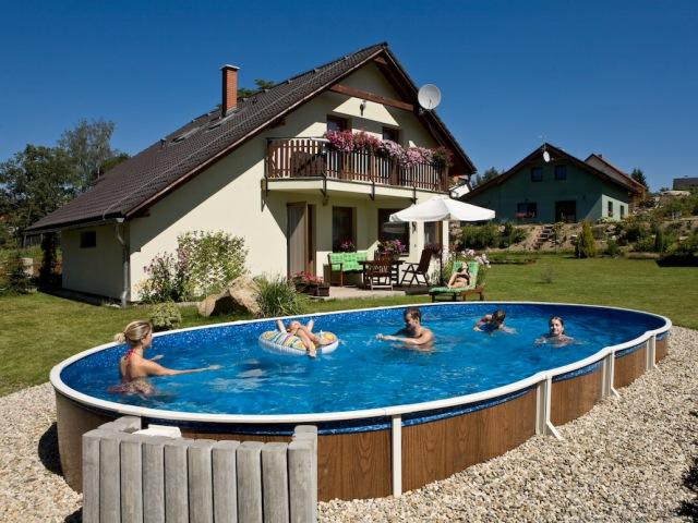 Где приобрести дачный бассейн в Симферополе?
