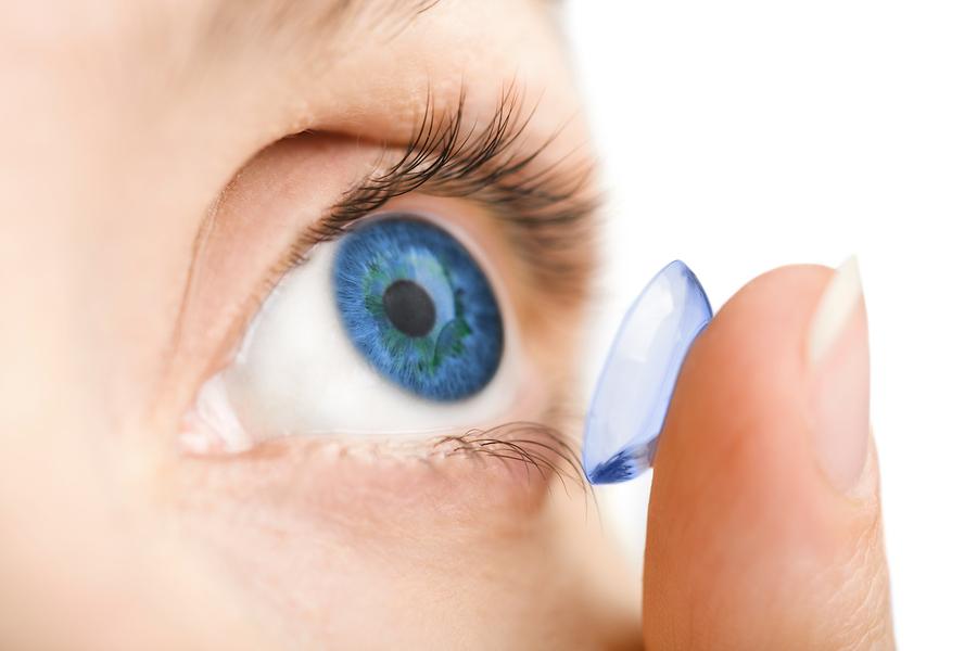 Где купить контактные  линзы в Краснодаре?