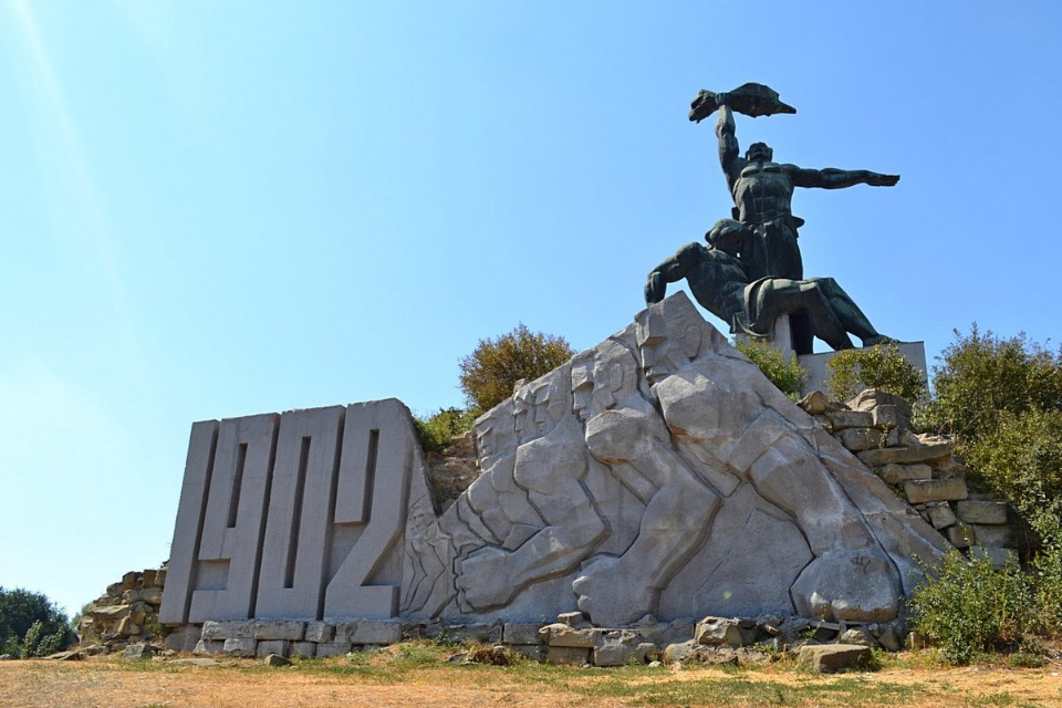 Обзор памятных мест в Ростове-на-Дону