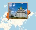 Где находятся различные храмы в Симферополе?