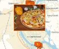 Где заказать доставку пиццы в Волгограде?