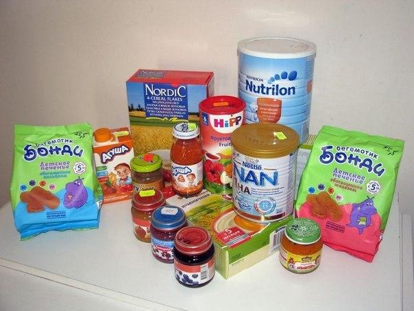Где купить детское питание в Симферополе?