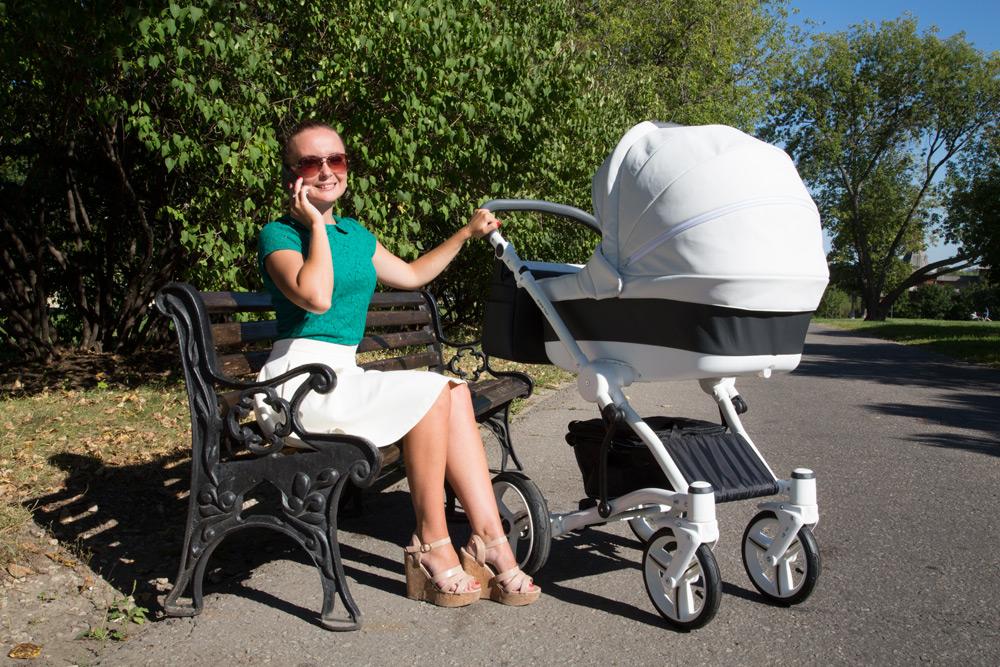 Как выбрать детскую коляску в Симферополе?
