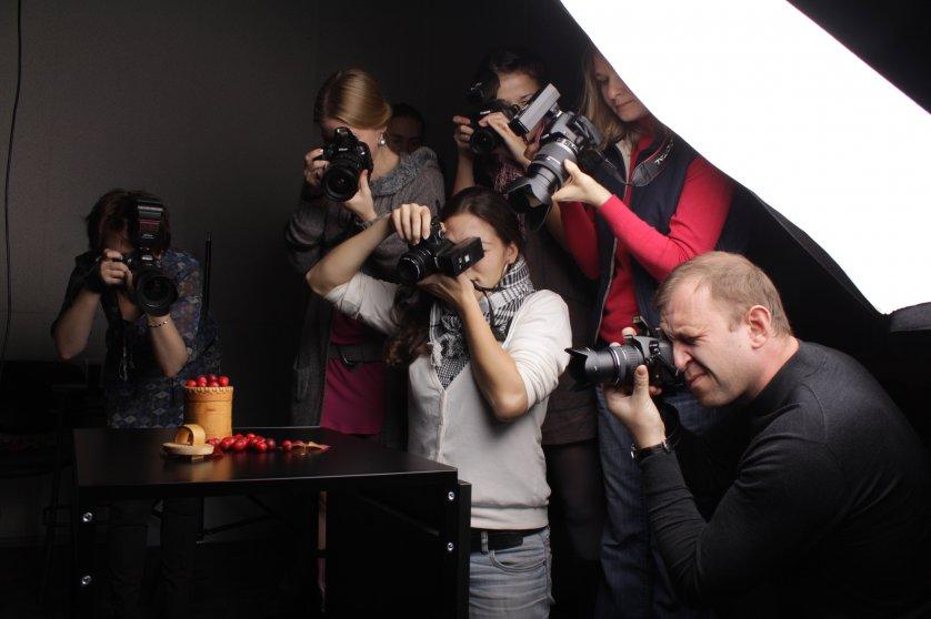 Где найти курсы фотографии в Волгограде?