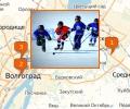 Где научиться играть в хоккей в Волгограде?