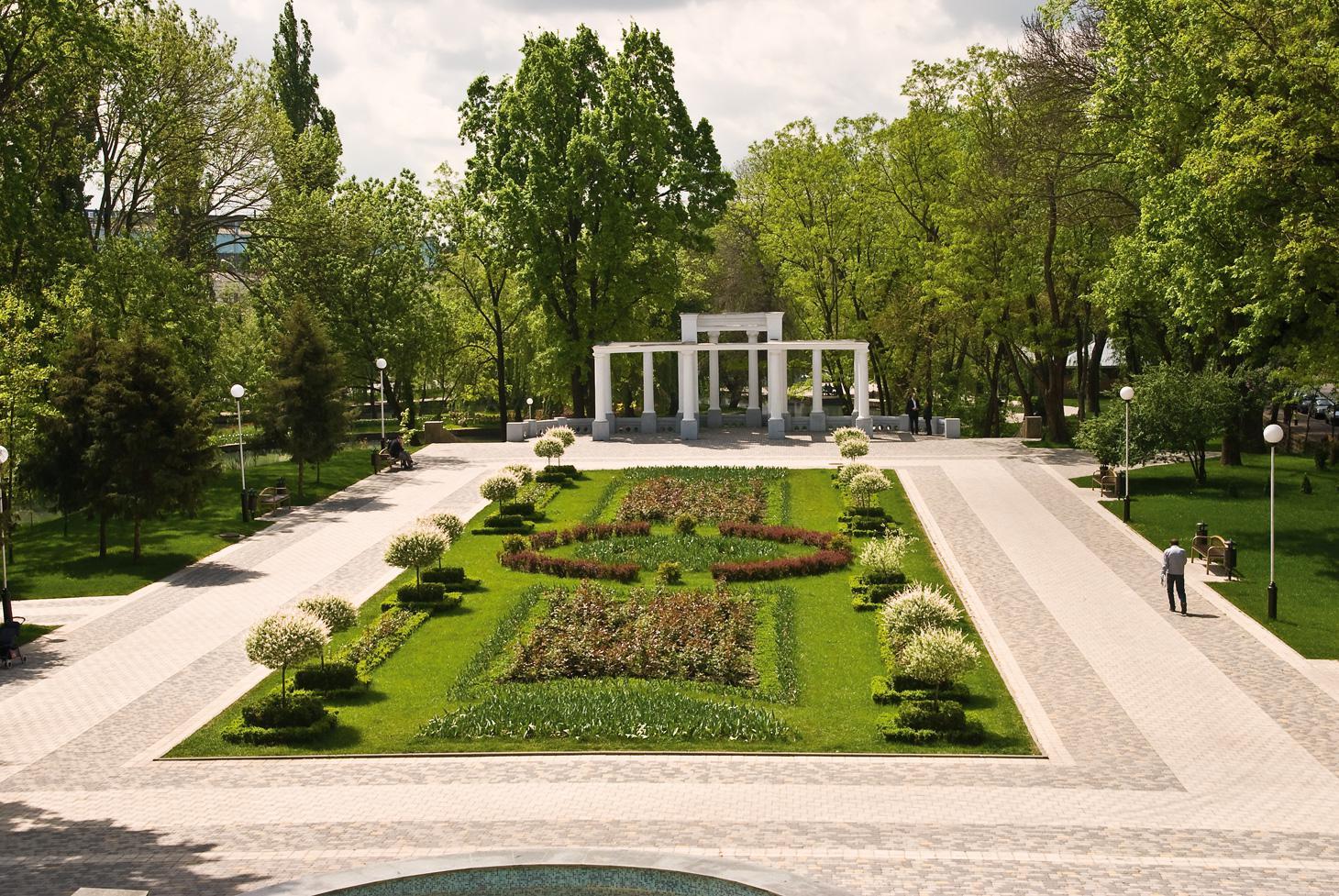 Какие места Краснодара являются визитной картой?