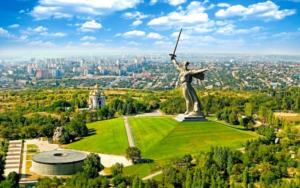 Главные достопримечательности Волгограда