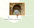 Восточная оборонительная стена и ворота Биюк-Капу