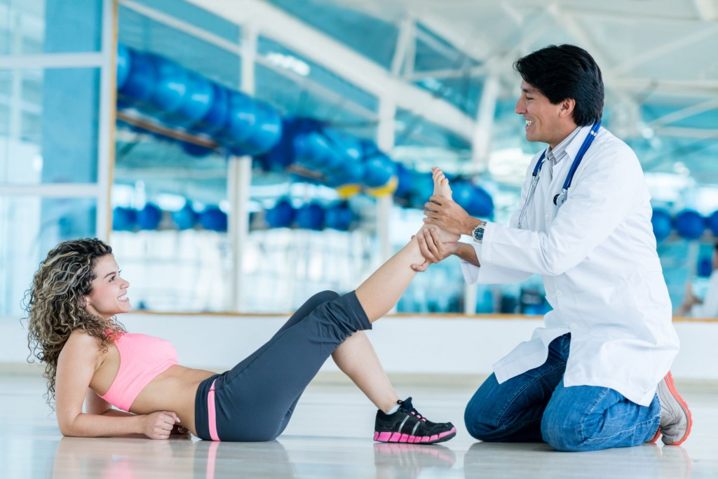 Как вызвать спортивного врача в Краснодаре?