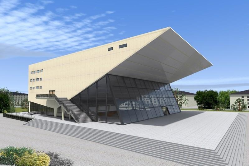 Какие уникальные здания есть в Краснодаре?