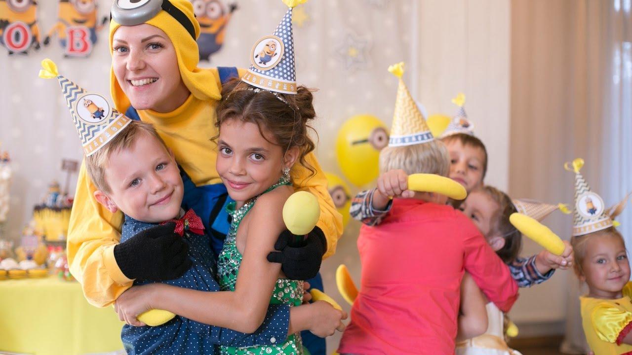 В каких кафе Волгограда работают аниматоры для детей?