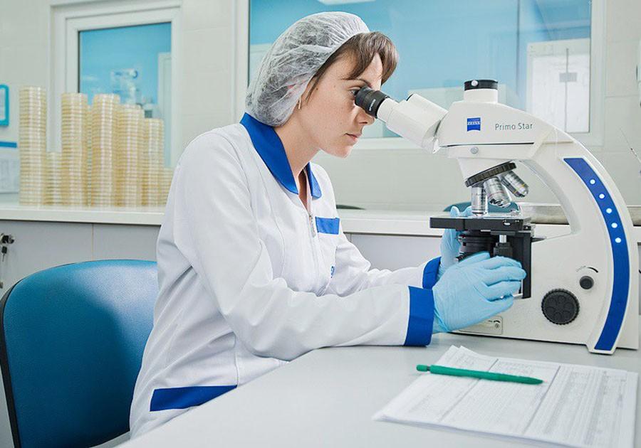 Где расположены частные медицинские лаборатории в Краснодаре?