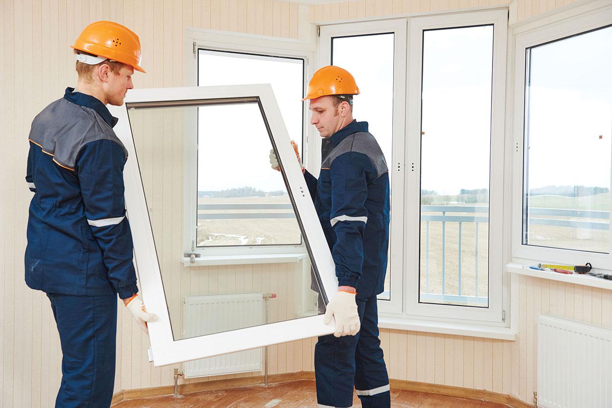 Где устанавливают пластиковые окна в Ростове-на-Дону?