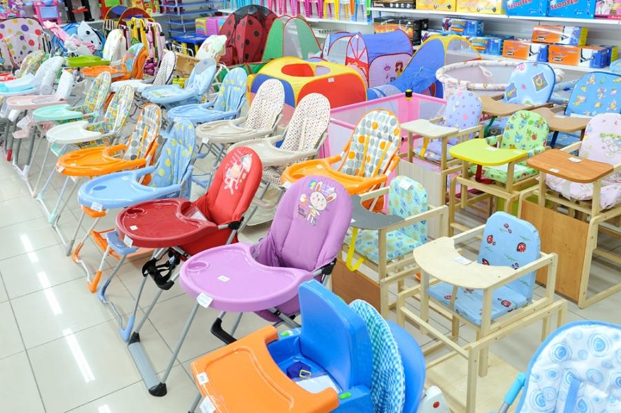 Где купить товары для детей в Волгограде?