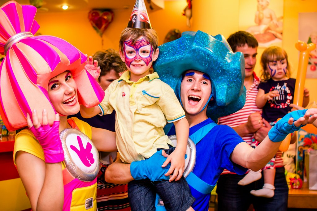 Где заказать организацию детских праздников в Волгограде?