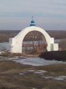 Усть-Медведицкий Спасо-Преображенский монастырь в Серафимовиче в Волгоградской области